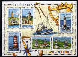 France 2007 Lighthouse MS, Ref. 131 - Lighthouses