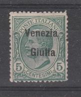 ITALIE 1919  VENETIE JULIENNE  VENEZIA GIULIA   NEUF  *   YT 21 - 8. WW I Occupation