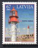 Latvia 2007 Lighthouse, Ref. 134 - Lighthouses