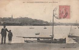 44 - TRENTEMOULT - La Loire à Trentemoult - Francia