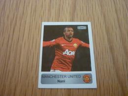 Nani Manchester United UK U.K. English Football Europe's Champions 2013-2014 Greek Sticker - Adesivi