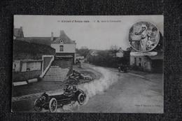 Circuit D'ANJOU, 1909 - L'S Dans La Cornuaille. - Francia