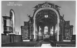 Bulle Intérieur De L'Eglise - Non Circulé - - FR Fribourg