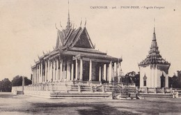 PNOM PENH - Pagode D'argent - Cambodia