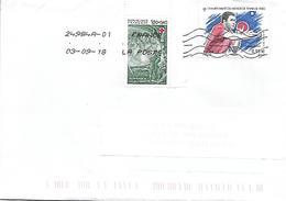 Hêtre Commun Sur Lettre Au 03-09-18 - France