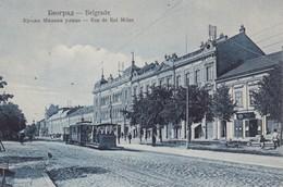 BELGRADE - Rue De Roi Milan - Servië