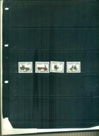 CISKEY VEHICULES A TRACTION ANIMALE 4 VAL NEUFS A PARTIR DE 0.50 EUROS - Ciskei