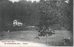 FOSSEUSE  ( 60 )  - Paysage - Autres Communes
