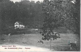 FOSSEUSE  ( 60 )  - Paysage - Other Municipalities