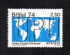 Brasile - 1974 - U.P.U. (Unione Postale Universale) - Nuovo - Vedi Foto - (FDC12046) - Brazil