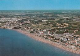 BRETIGNOLLES SUR MER - VENDÉE - (85) - CPSM 1977 - BEL AFFRANCHISSEMENT POSTAL. - Bretignolles Sur Mer