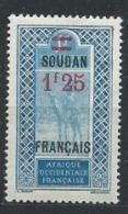 Soudan Français YT 48 XX / MNH - Soudan (1894-1902)
