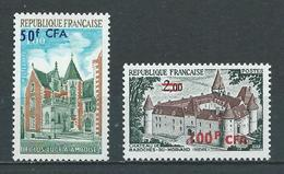 RÉUNION 1973 . N°s 416 Et 417 . Neufs ** (MNH) - Réunion (1852-1975)