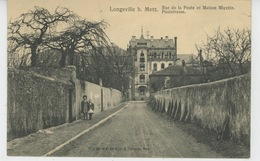 LONGEVILLE Bei METZ - Poststrasse - France