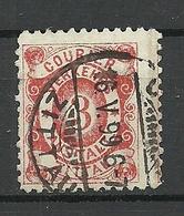 Deutschland O 1899 ZITTAU Lokaler Stadtpost Local City Post - Private