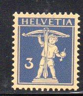 429/1500 - SVIZZERA 1930 ,  Unificato N. 241  ***  MNH - Nuovi