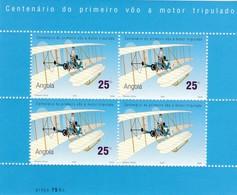 Angola Nº 1545 En Hoja De 3 Sellos - Angola