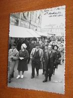 Photo 12,7x9  SAINTE-MENEHOULD Foire St.martin 1961   51 Marne - Sainte-Menehould