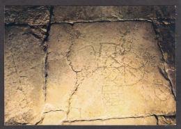 69289/ JERUSALEM, Lithostrotos, The Game Of The King - Jordan
