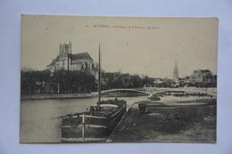 AUXERRE-les Quais De L'yonne Rive Droite - Auxerre