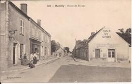 BATILLY  ROUTE DE BEAUNE - France