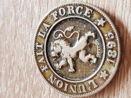 10 Centiem 1895/FR - Mooie Munt !!! - 1865-1909: Leopold II