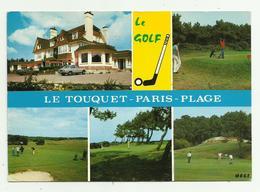 Le Touquet-Paris-Plage   *  Le Golf  (CPM) - Golf