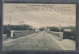 Carte Postale Etats-Unis  Kinston  La Roques Bridge - Etats-Unis