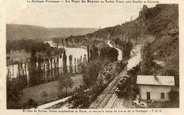 ROCHER  POINTU_SOUILLAC_CAZOULES(TRAIN) - Brantome