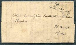 1847 Finland Entire - Finland