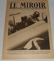 LE MIROIR. N° 191. Dimanche 22 Juillet 1917.Les Hydravions Américains à L'entraînerment. - Livres, BD, Revues