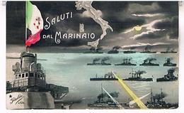 SALUTI  DAL  MARINAIO  TBE   IT1223 - Otras Ciudades