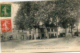 LAMOTHE MONTRAVEL - Brantome