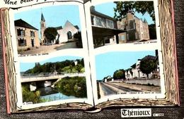 [18] Cher > Autres Communes CHENIOUX / LIVRE    /LOT  544 - Autres Communes