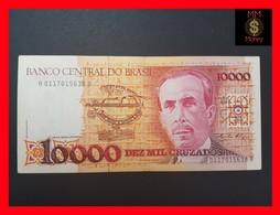 BRAZIL 10.000 10000 10000 Cruzados 1989 P. 215  VF - Brazil