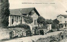 BONNEVILLE(ECOLE) - Brantome