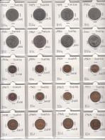 Svezia Lot  53 Coins In Oblo - Suecia