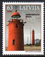 Latvia 2008 Lighthouse, Ref. 141 - Lighthouses