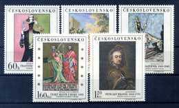 1967 CECOSLOVACCHIA SET MNH ** - Czechoslovakia