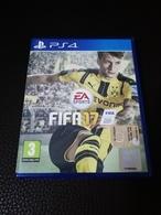 PlayStation 4 - PS4 - FIFA 17 - EA Sports - Sony PlayStation