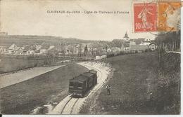 Clairvaux-du-jura - Ligne De Clairvaux à Foncine - Clairvaux Les Lacs
