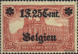 German. Country Post In Belgium 23I B Fine Used / Cancelled 1916 Germania - Germany
