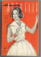 LA MODE ACTUELLE ETE 1958 ALBUM 48 PLANCHES COULEURS LES EDITIONS SOGRA VETEMENT FEMININ - Libros