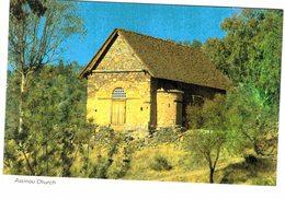 Chypre - Cyprus - L'église Assinou - Chypre