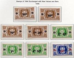Wallis-et-Futuna YT 148-155 XX / MNH - Wallis-Et-Futuna