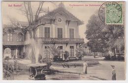 Luxembourg - Mondorf - Vorderansicht Der Badeanstalt - Mondorf-les-Bains