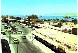 Asie - Jordanie - Aqaba The Main Street - Jordanie