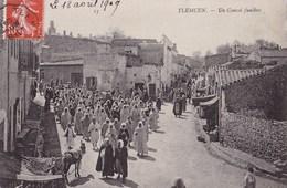 TLEMCEN - Un Convoi Funèbre - Algeria