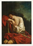 Endymion,amant De Séléné,(mythologie Grecque) Par Giovanni Guercino, Musée Des Beaux-Arts De BAKU, CP Neuve 20 X 14 Cm - Azerbaïjan