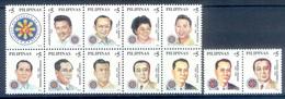 M84- Filippine Philippines Philippinen Pilipinas 2000 Presidents Of The Philippine. - Philippines